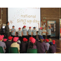 Our new Singing Leaders on NSUD