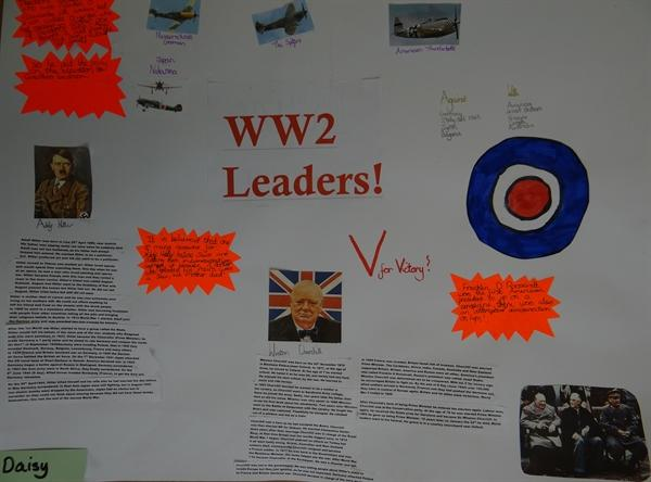 WWII Leaders