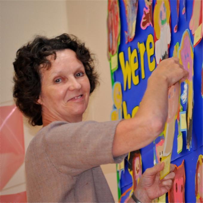 Mrs Harrod - Teaching Assistant (Foundation/Y1)