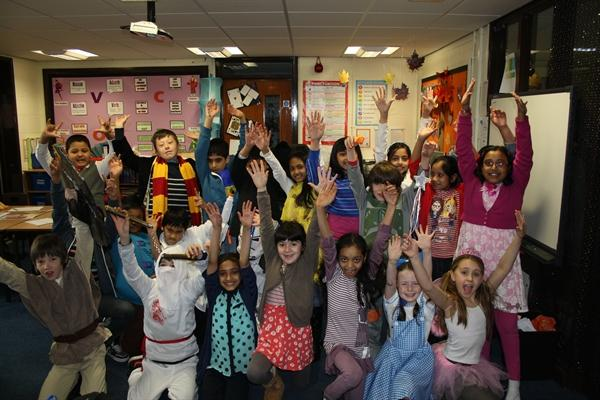 World Book Day - Dressing as book characters