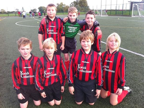 Football Team 2010
