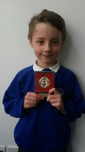 Harry (3NH) Saints academy Competition Winner!