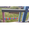 Fun fence: abacus