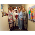Onesie Day for Type 1 Diabetes.