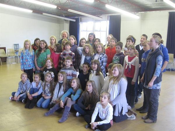 Transition Singers (Nov 2011)
