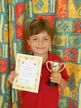 Speakman Cups for Achievement Summer term 2013 3