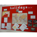 All about our holidays