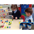 building towers with blocks