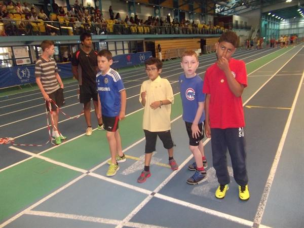 Junior sports day 2014