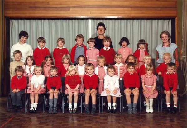 Class Photo from 1988