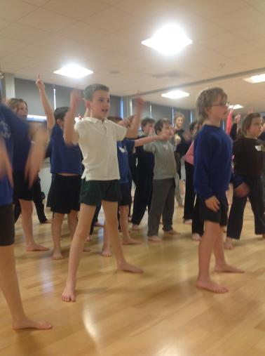 Dance Festival - The Chase - February 2015
