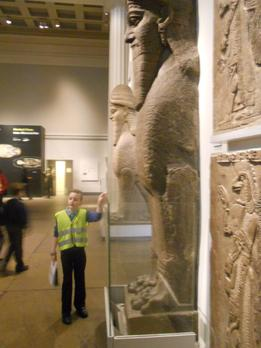 Year 6 - British Museum London - January 2015 5