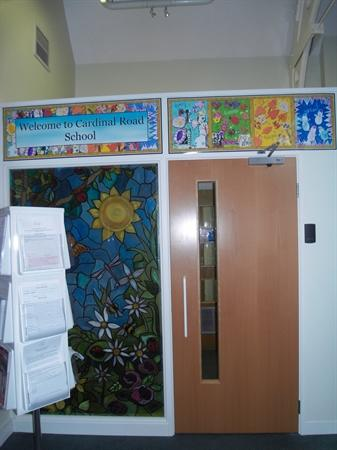 Front Lobby Entrance