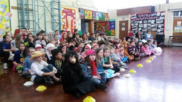 Lots of fun was had on World Book Day!