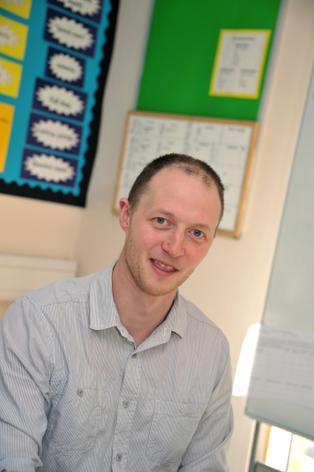 Mat Allen (Assistant Head Teacher)