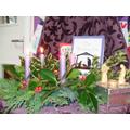 Our Advent Prayer Area
