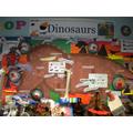 Year 2 Dinosaur work