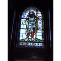 Thor- Stained Glass window