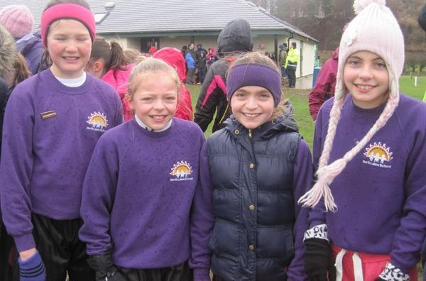 Under 11 Boys HH X Country Team 2014