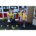Our litter pickers