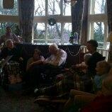 Visit to Coppice Care Home Photos