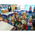 Tadpole class International Day 2013.