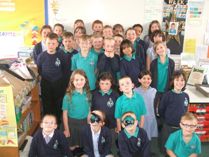 Year 3 - happy at school.