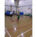 Kicking skills