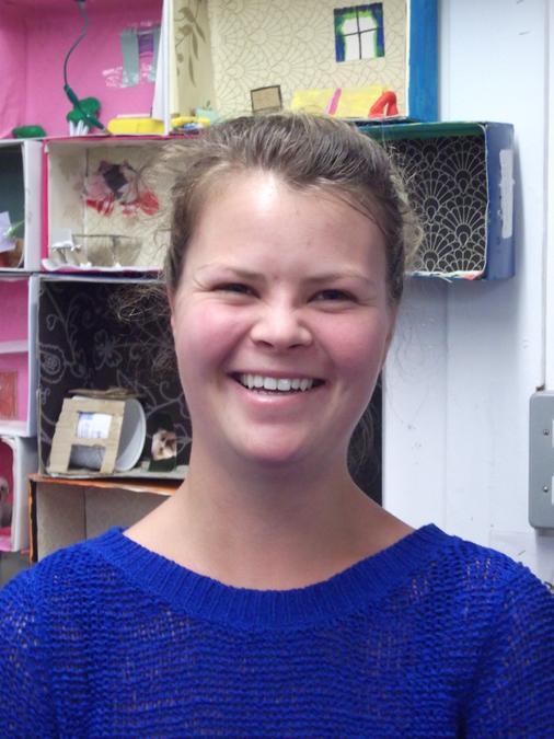 Mrs Adams - Nursery LSA