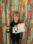 Speakman Cups for Achievement Autumn term 2013 4