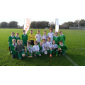Yr 3/4 Football 1st (A team) 8th (B team) 11.11.14