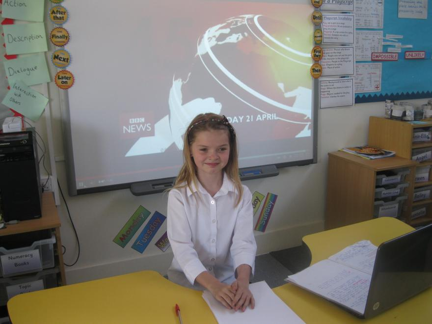 Sustained Writing Lesson. Term 5