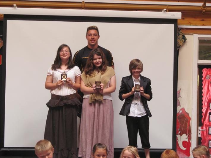6HP House Point winners