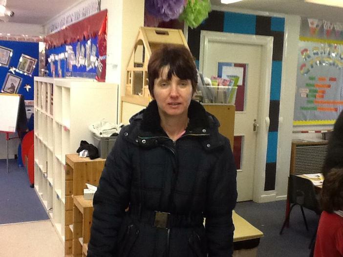 Mrs Helen Radford- Midday Supervisor