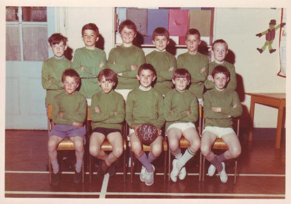 1969 Football