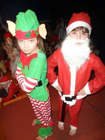 'The Grumpy Elf' 2012