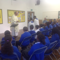 Father Robert explains the Sacrament of Ordination