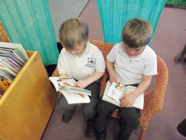Exploring non-fiction books.