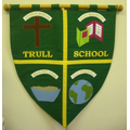 Our School Banner was designed by a pupil.