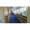Corridor - location of reading books