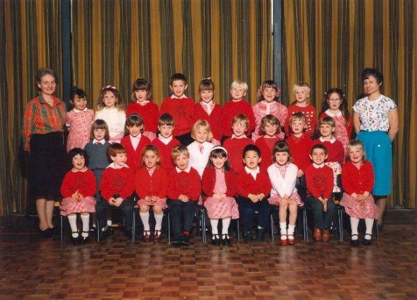 Class Photo from 1991