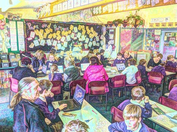 World Book Day Reading Lunch (Mar 13