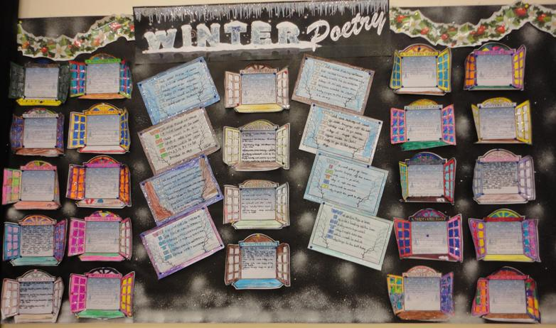 Year 3 Winter Poems
