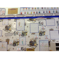 We created character profiles of the characters.