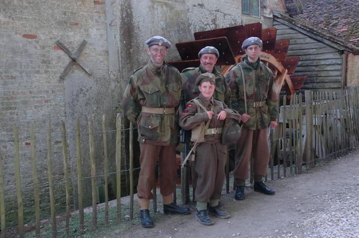 William - WWII re-enactment