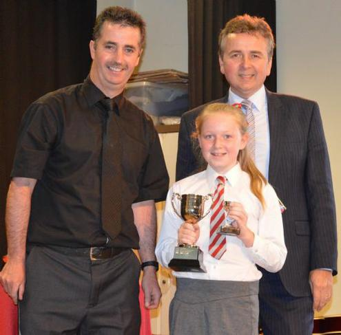 Melissa - Walsh Cup for Endeavour