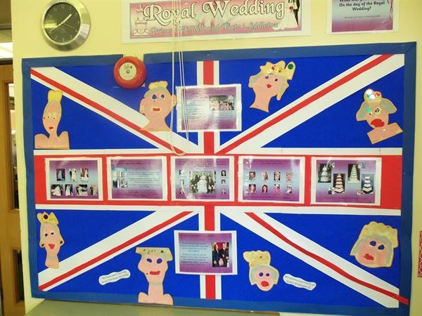 Work from British Celebration Day