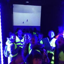 December 2013 - Jodrell Bank Discovery Centre - Year 5. 6