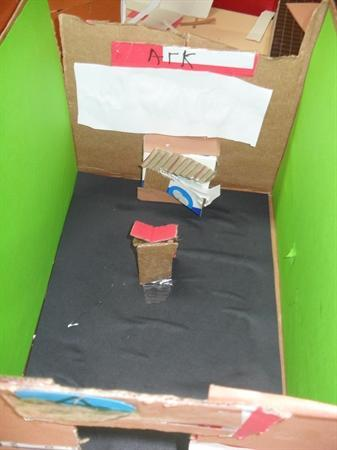 Our Shoe Box Synagogues!
