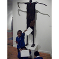 October Gallery- Black History Month Project